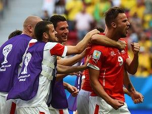 Seferovic dedicates goal to father