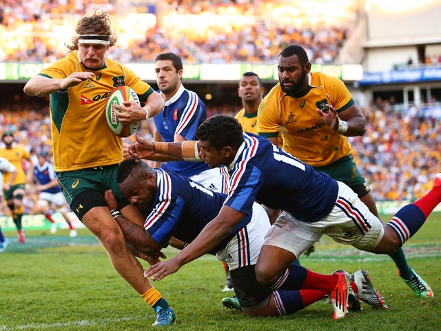 Result: Australia whitewash France with 39-13 win