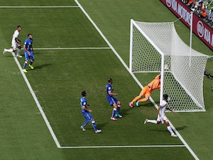 Italy stunned by Costa Rica