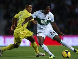 Villarreal in Europe with Elche win