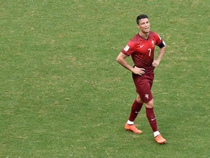 Ronaldo out of World Cup?