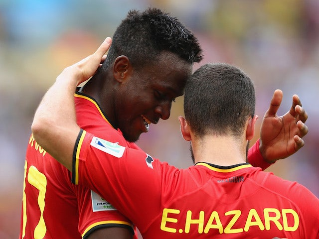 Result: Origi wins it for Belgium