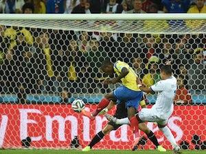 Valencia thrilled by winning goals