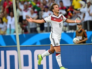 Gotze 'looking good' for return