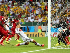 Live Commentary: Germany 2-2 Ghana - as it happened