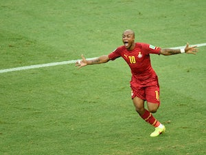 Report: West Ham want Ayew