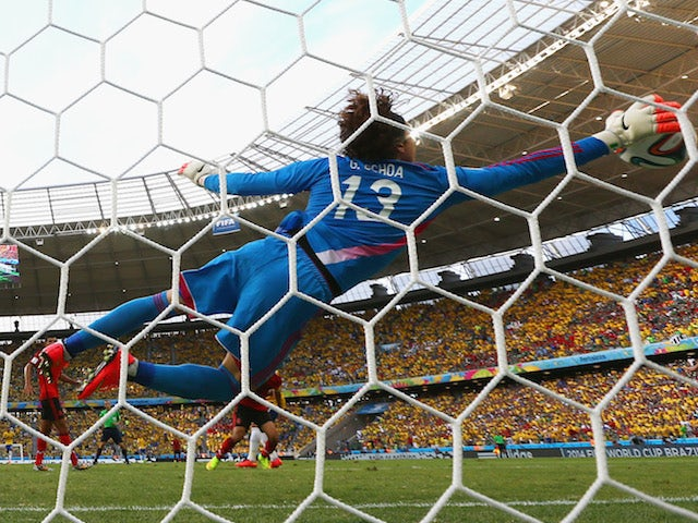 Result: Brazil held to goalless draw by Mexico