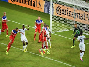 Live Commentary: Ghana 1-2 United States - as it happened