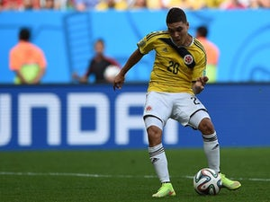 Half-Time Report: Colombia drawing with Japan