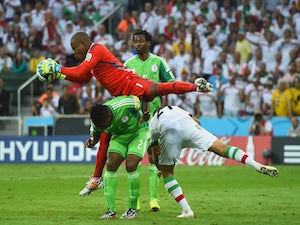Live Commentary: Iran 0-0 Nigeria - as it happened