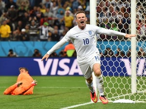 Rooney: 'I'm proud to play for England'