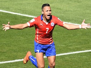 Germany, Chile ends all square