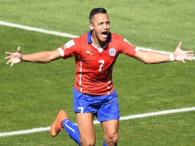Result: Chile thrash Bolivia in final group game