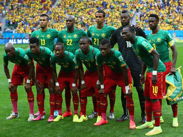 Live Commentary: Mali 1-1 Cameroon - as it happened