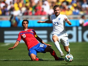 Live Commentary: Costa Rica 0-0 England - as it happened