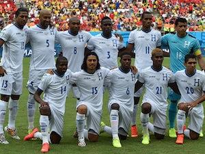 Team News: Palacios back for Honduras