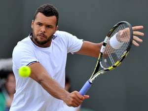Tsonga through in Monte Carlo