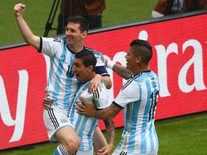 Live Commentary: Nigeria 2-3 Argentina - as it happened