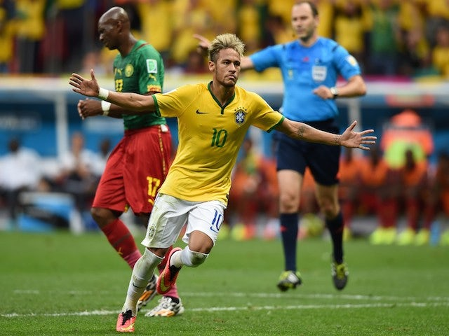 Result: Brazil cruise into last 16