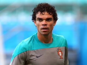 Pepe: 'Victory for whole of Portugal'