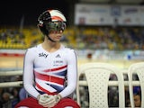 Rebecca James of Great Britain prepares to ride the Women's 500m TT during day two of the 2014 UCI Track Cycling World Championships at the Velodromo Alcides Nieto Patino on February 27, 2014