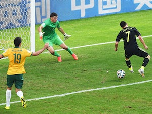 Live Commentary: Australia 0-3 Spain - as it happened