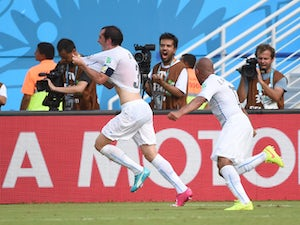 Live Commentary: Italy 0-1 Uruguay - as it happened