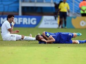 Match Analysis: Italy 0-1 Uruguay