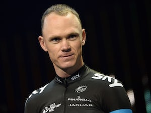 Result: Froome settles for bronze in time trial