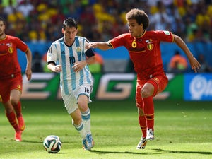 Witsel 'seals Chinese Super League move'