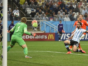 Live Commentary: Netherlands 0-0 Argentina (Arg win 4-2 on pens) - as it happened