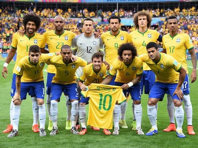 Image result for Brazil Germany 2014