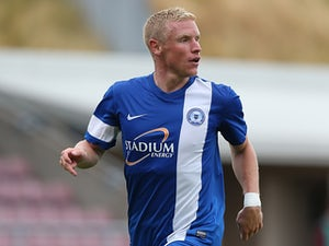 Maddison volley gives Posh lead