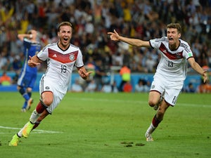 Live Commentary: Germany 1-0 Argentina (after extra time) - as it happened