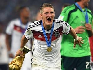 Schweinsteiger bows out in winning style