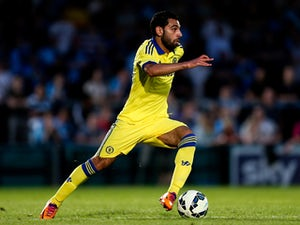 Three late goals give Chelsea win