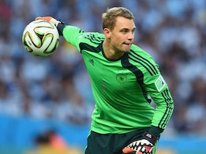 Manuel Neuer welcomes City speculation