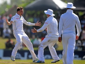 South Africa on top after day one