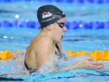 England's Siobhan O'Connor during the 200m individual medley heat on July 27, 2014