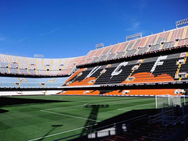 Result: Valencia through in eight-goal thriller