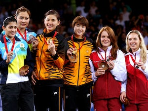 Malaysia triumphant in women's doubles