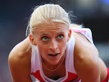England's Hannah England during qualifying for the women's 1500m on July 28, 2014