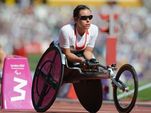 England's Jade Jones 'blacked out' in race