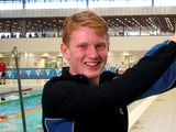 Commonwealth diver James Heatly on June 14, 2014