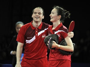 Drinkhall, Sibley lose out on table tennis bronze