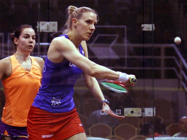 Duncalf, Massaro advance to squash final