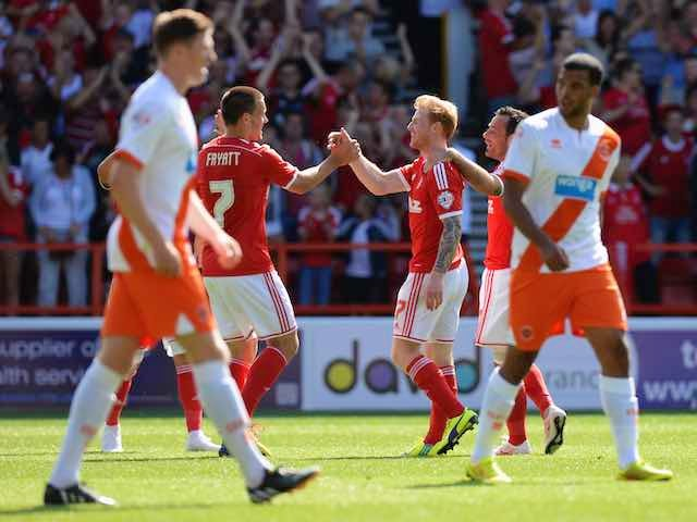 Result: Forest debutants seal first Pearce win