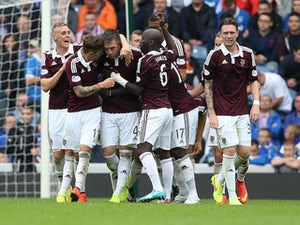 Scots Champ roundup: Hearts extend lead at the top
