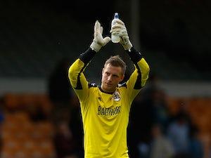Elliot Parish pens new St Johnstone contract