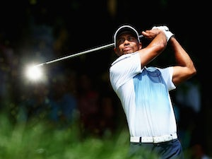 Woods stumbles after positive start to comeback